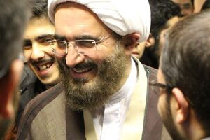 حجتالاسلام حاجعلیاکبری نماز جمعه این هفته را اقامه میکند