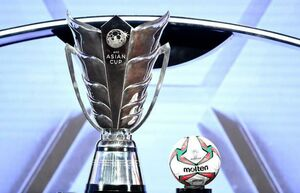 برنامه مرحله یک چهارم نهایی جام ملتهای آسیا +نمودار