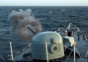 مرگبارترین توپ دریایی ایران آماده مقابله با موشکهای کروز شد/ تجهیز گلولههای «فجر 27» به فیوزهای مجاورتی +عکس