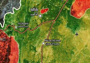 تروریستها در ادلب به جان هم افتادند