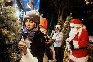کریسمس تهران