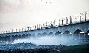 6 کشته بر اثر برخورد ۲ قطار در دانمارک