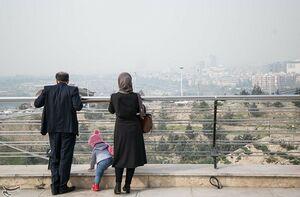منشاء بوی نامطبوع در تهران مشخص نیست!