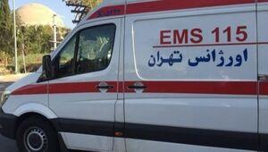 آماده باش اورژانس برای رسیدگی به وضع مصدومان احتمالی بوی نامطبوع در تهران