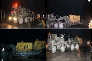 ترکیه در حال استقرار تجهیزات نظامی بیشتر در مرز سوریه