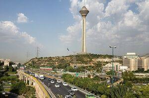 منشاء خاصی برای بوی نامطبوع تهران پیدا نشد
