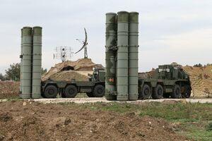 اس 400 روسیه در سوریه