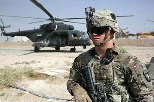 تحرکات گسترده آمریکاییها در الانبار عراق