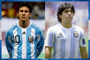 دلایل برتری مارادونا بر مسی از زبان زیکو