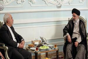 ظریف با تولیت آستان قدس رضوی دیدار کرد
