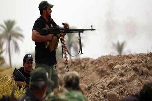 حشد شعبی عراق یورش داعش در شمال شرق الانبار را دفع کرد