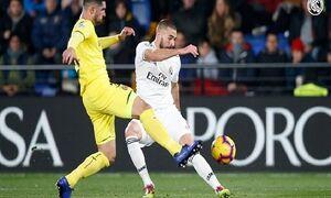 توقف رئال مادرید در اولین بازی سال نو میلادی