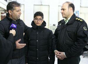 گروگانگیران پسر ۱۳ ساله را با دست و پای بسته رها کردند/ دستگیری آدم ربایان در کمتر از ده ساعت