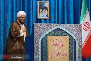 عکس/ ماشین امام جمعه جدید تهران