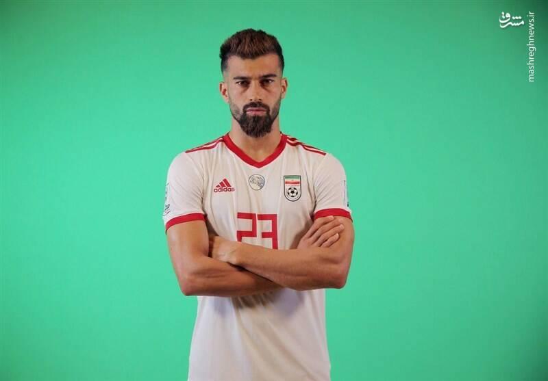 ای تیم ملی فوتبال ایران