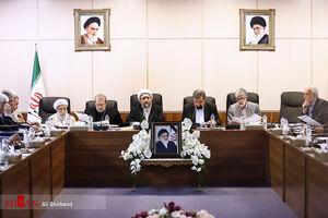 عکس/ اولین جلسه مجمع تشخیص به ریاست آملی لاریجانی
