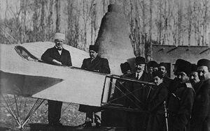 اولین هواپیما چه زمانی وارد ایران شد؟ +عکس