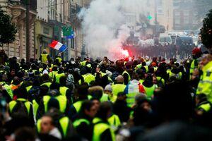عکس/ معترضانی که هر هفته بیشتر میشوند