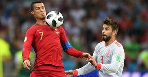اظهارات رونالدو پس از هت تریک برای پرتغال