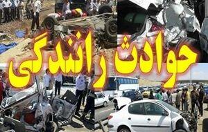 جزئیات کامل از حادثه تصادف سرویس مدرسه در تهران