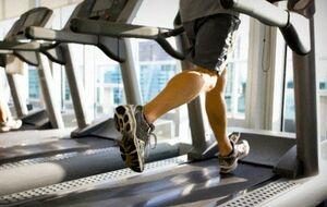 ورزش نمایه تردمیل