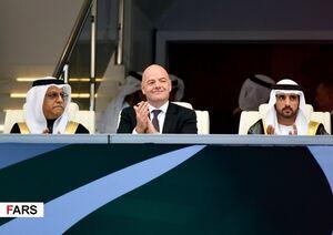 عکس/ مراسم و دیدار افتتاحیه جام ملتهای آسیا با حضور اینفانتینو