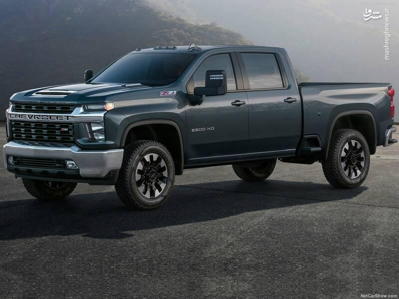Chevrolet Silverado HD (2020)