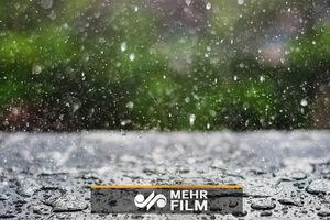 ورود سامانه بارشی از غرب، فردا پایتخت بارانی است