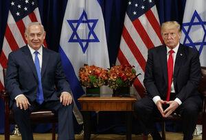 لرزه ترامپ بر اندام نتانیاهو: میگذاریم ایران هر کاری میخواهد در سوریه بکند +عکس و فیلم