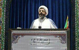 عکس/پیشنهاد جالب امام جمعه به دستفروشان