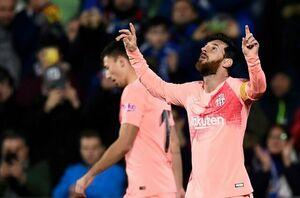 بارسلونا با پیروزی سال ۲۰۱۹ را آغاز کرد/ اختلاف 10 امتیازی با رئال مادرید!