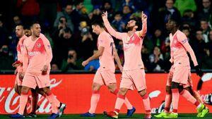 فیلم/ خلاصه دیدار ختافه 1-2 بارسلونا