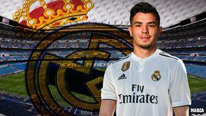 بازیکن جوان منچسترسیتی به رئال مادرید پیوست