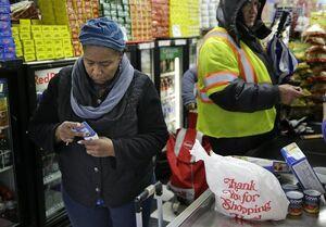 کوپن غذای میلیونها فقیر آمریکایی در گرو بازگشایی دولت فدرال
