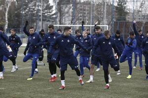 سرمربی دیناموزاگرب: بازیکنی از تیمم جدا نمیشود!