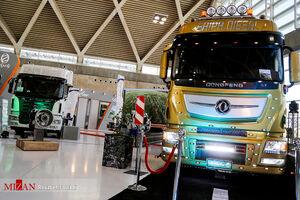 عکس/ افتتاحیه نمایشگاه بین المللی خودرو تهران