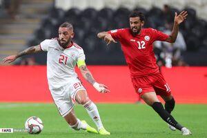 برترین بازیکن دیدار ایران - یمن مشخص شد