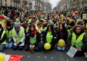 قوانین جدید فرانسه برای سرکوب تظاهرات