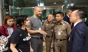 ادامه کشمکش عربستان و تایلند بر سر دختر ۱۸ ساله سعودی