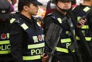 حمله مسلحانه به یک مدرسه ابتدایی در پکن