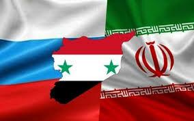 ایران و سوریه و روسیه