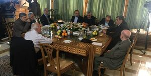 جزئیات جلسه امروز حناچی با شهرداران سابق تهران