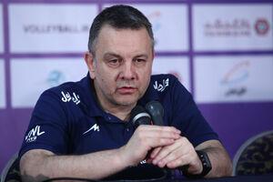 اظهارات کولاکوویچ پس از ورود به ایران