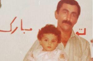 قاتل پدر گوینده زن کیست؟ +عکس
