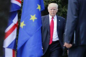 ترامپ: اروپا برایم چندان مهم نیست/ آنها را هم تحریم میکنیم