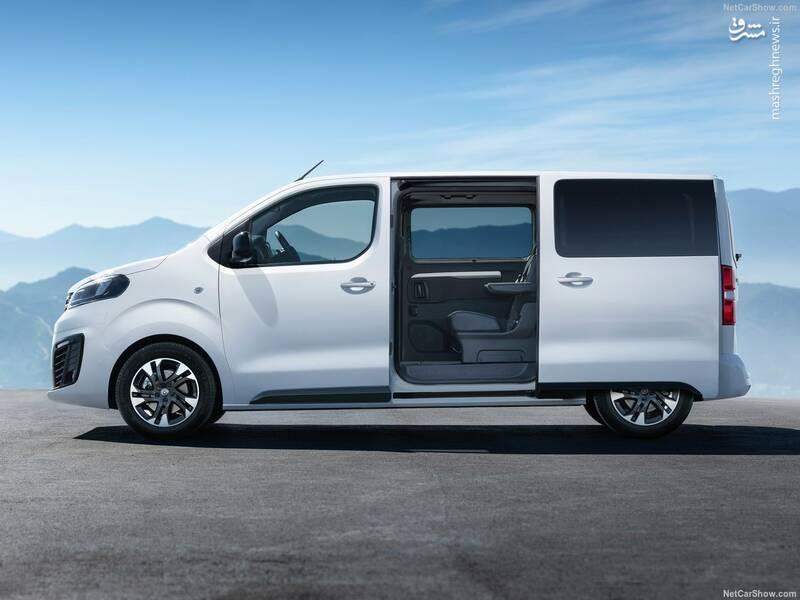 Opel Zafira Life (2020)