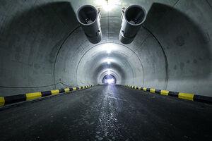 فیلم/ جنجال پولی شدن عبور از تونلهای تهران!