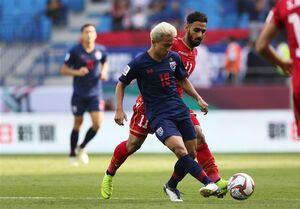 فیلم / جام ملتهای آسیا؛ تایلند ۱-۰ بحرین