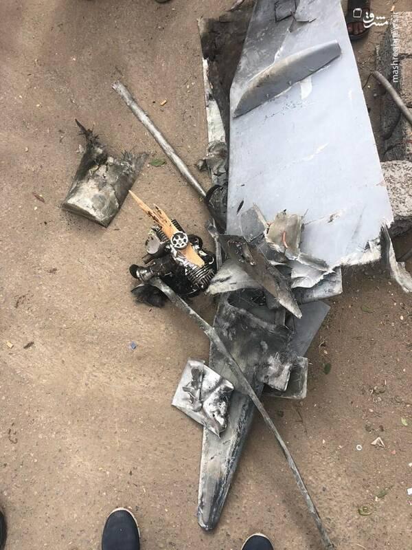عملیات پهپادی انصارالله و ارتش یمن