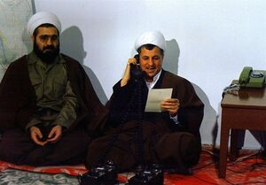 فیلم/ حرفی که هاشمی بعد از جنگ تکذیبش کرد!